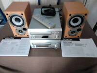 Denon hifi UD-M30 AND DRR-M30