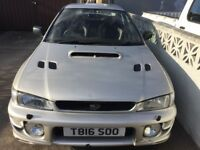 1999 Subaru Impreza Turbo Uk 2000