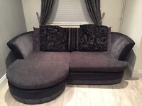 3 Seater Chaise Sofa bed SOLD STC