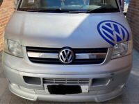 Pair of Head Lamps for VW T5 (2003-2010)