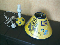 Bob the Builder lamp and lightshade