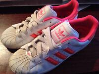 Adidas Superstar size 6 £15