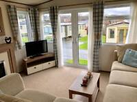 Static Caravan,Holiday Home For Sale On Site With A Beautiful Secluded Bay