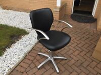Hairdressers chair