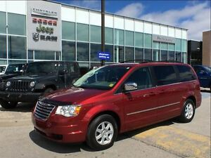 2010 Chrysler Town & Country Touring DVD BACKUP CAMERA REMOTE ST