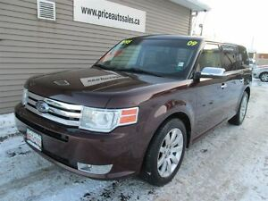 2009 Ford Flex LIMITED - HEATED LEATHER - REMOTE START!!!