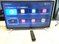 32 inch Sharp Led Smart tv