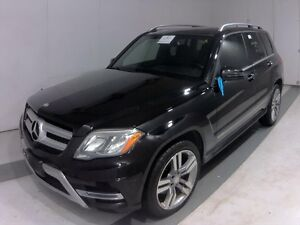 2014 Mercedes-Benz GLK-Class GLK 250 BlueTEC, AWD