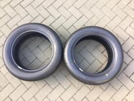 2x NEW Michelin Energy 205/55/16 BOTH 8MM!!