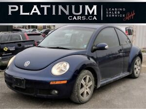 2006 Volkswagen Beetle 2.5, LEATHER, AUTO,