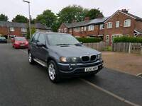 Bmw x5 3.0d fully loaded 53 plate
