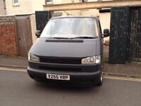 VW T4 Transporter 2.5 TDI 102bhp ex AA unique styling great project