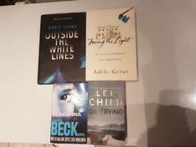 For Sale: Novels Bundle (Contemporary Narrative) Separate or as a Bundle