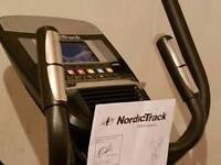 Nordictrack elipical trainer