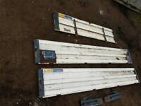 Ford transit one stop alloy sides back and posts
