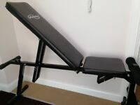 Physionics Weight Bench