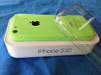 Apple iPhone 5c 8bg Green - Used - Good Condition - on O2