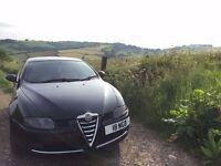 Alfa Romeo GT 1.9 JTD Black - FSH & 1 Previous Owner