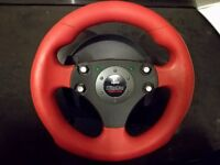 Logitech Wingman Formula Force Gaming Wheel - Very Good Condtion