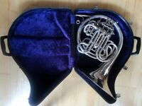 French Horn - Boosey and Hawkes Imperial. F / Bb full double.