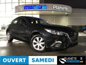 2015 MAZDA 3 SPORT GX AUTO AIR BLUETOOTH