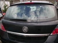 vauxhall astra h back lights from 2009 car