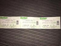 3 tickets to see xfactor live