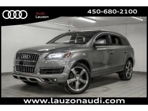 2015 Audi Q7 3.0T VORSPRUNG TOWING OFFROAD DRIVER ASSIST.