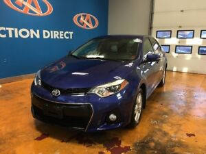 2014 Toyota Corolla S 'S' APPEARANCE PACK/ 6 SPEED/ HEATED SE...