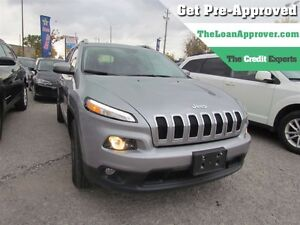 2016 Jeep Cherokee North   4X4   ONE OWNER   BLUETOOTH