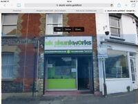 Shop for rent over Christmas in Guildford town
