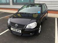 VW Polo 1.2 58 Reg Short MOT Low Tax & Insurance Only 69K Going Cheap Start and Drive