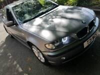 CHEAPEST 2003 BMW 320D DIESEL MOT JUNE 2019 FULL LEATHER SEATS BARGAIN QUICK SALE