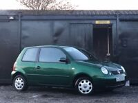 ★ VOLKSWAGEN LUPO 1.4L AUTOMATIC + LOW 78K MILES + IDEAL 1ST AUTO ★ corsa 206