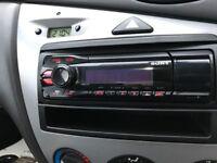 Sony Car Radio Stereo