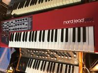 Nord Lead 2X Perfect condition with stand