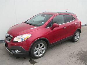 2013 Buick Encore Leather - LOADED+