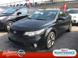 2013 Kia Forte Koup 2.4L SX*Luxury*Leather*Alloys