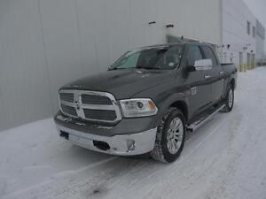 2013 Ram 500 Longhorn Leather/Nav/Roof/Htd.CooledSeats/SiriusXM