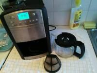 Russell Hobbs bean to jug coffee machine