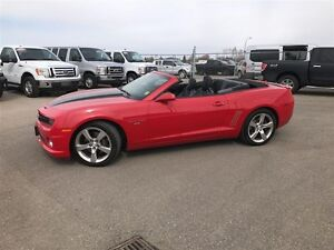 2011 Chevrolet Camaro 2SS-CONVERTIBLE-PST PAID