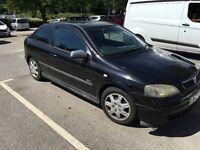 Fast sale Vauxhall Astra 1.8 i 16v SXi 3dr