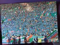 2 x Celtic fc pictures