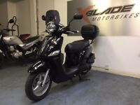 Yamaha XC 115 Delight Automatic Scooter, Back Box, Windscreen, V Good Cond, ** Finance Available **