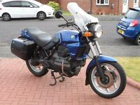 ***** EXTREMELY LOW MILEAGE BMW K75 *****