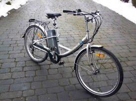 Ladies Powacycle ebike