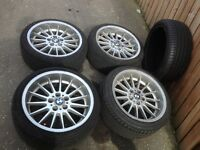 "BMW wheels STYLE 32 18"" wheels genuine BMW"
