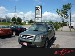 2007 Honda Pilot EX-L ONE OWNER, LIKE NEW IN AND OUT