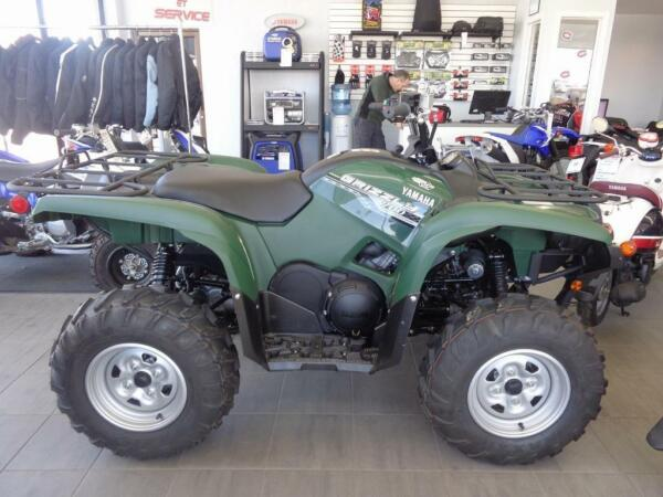 Used 2014 Yamaha GRIZZLY 700 DAE