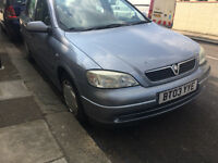 Vauxhall Astra 1.6 8V 2003 QUICK SALE
